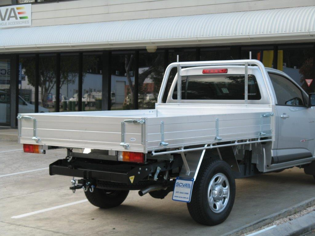 Alloy Ute Tray - Elite Package