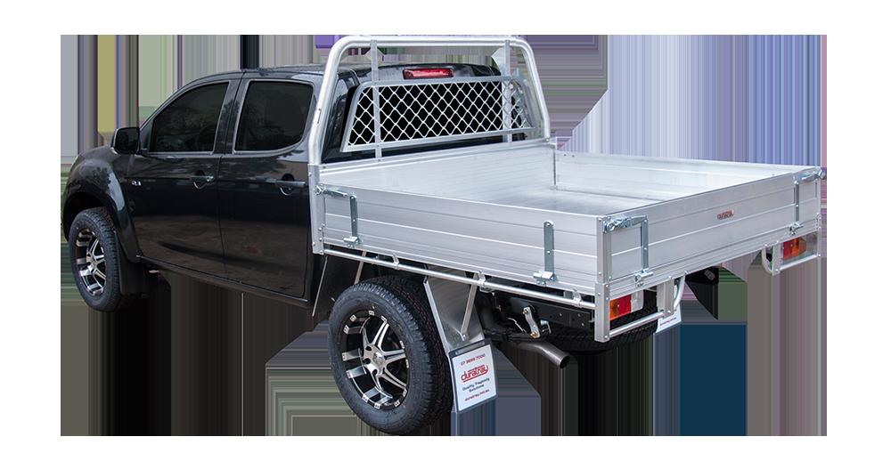 3. Elite Aluminium Tray