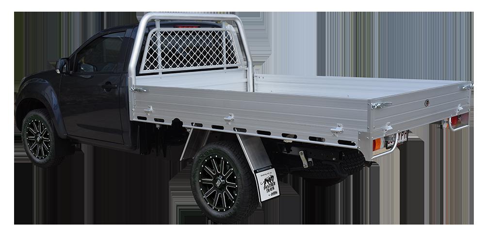 7. Panther Premium Aluminium Tray