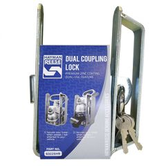 Dual Use Coupling Lock