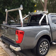 ADAPTOR RACKS - D23 NAVARA