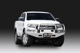 Style 3 Alloy Bullbar - Winch Compatible