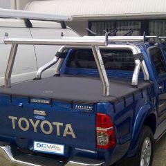 Adaptor Racks - Toyota Hilux 2005 - 2015