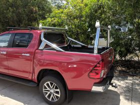 Adaptor Racks - Hilux 2015 on
