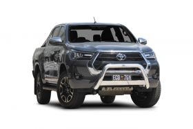 Toyota Hilux 2021 76mm Nudge Bar