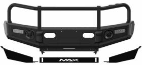 Steel Bullbar for Isuzu Dmax 06/12 > 02/17