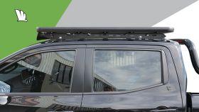 Wedgetail Roof Rack to suit Nissan Navara