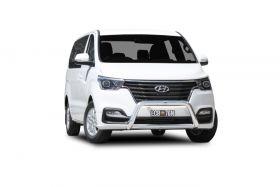 Style 10 Nudge Bar -  Hyundai iMax 03/18>