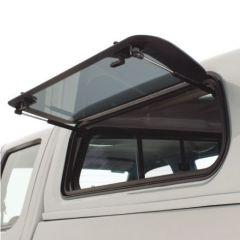 Side Lift-up window option