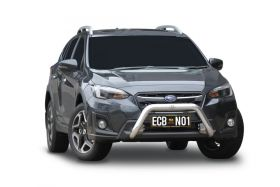 Style 10 Alloy Nudge Bar - to suit Subaru XV 05/2017 on
