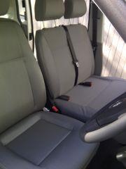 Replacement passenger seat