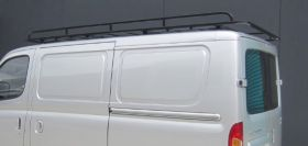 Tradesman Style roof rack to suit LDV V80